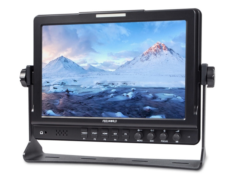 "Feelworld FW1018 10.1"" IPS HD LCD On-camera Monitor"
