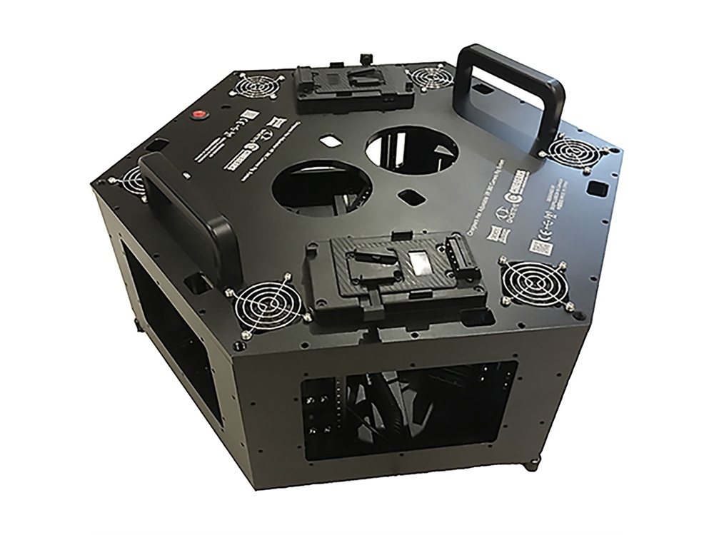 Cinegears 7-001 Hex Adjustable VR/360 Camera Rig System