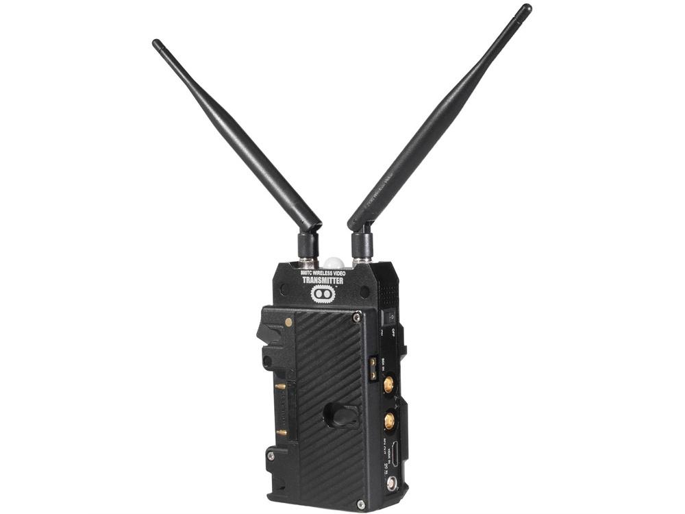 Cinegears 6-813 800TC ENG Ghost Eye Wireless HD SDI Video Transmitter (G-Mount)