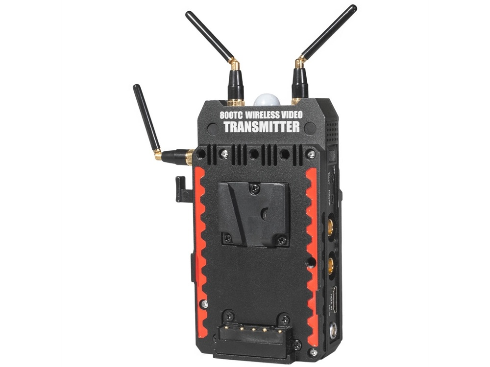 Cinegears 6-811 800TC ENG Ghost Eye Wireless HD SDI Video Transmitter (V-Mount)