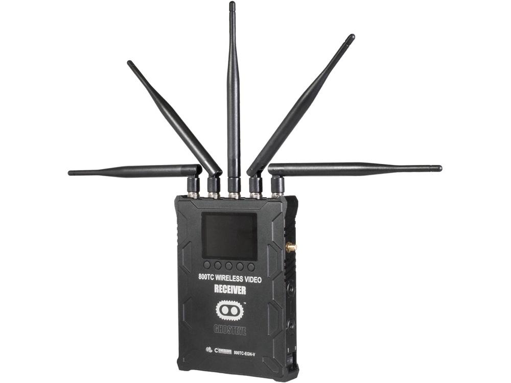 Cinegears 6-812 800TC ENG Ghost Eye Wireless HD SDI Video Receiver (G-Mount)
