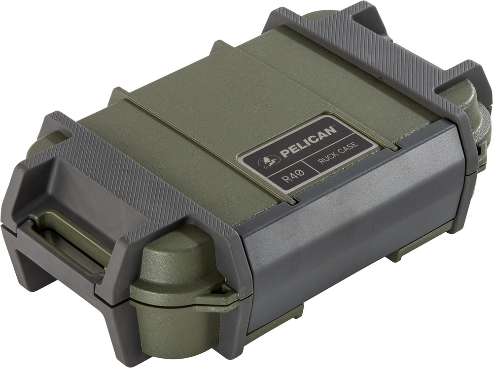 Pelican R40 Personal Utility Ruck Case (Olive)