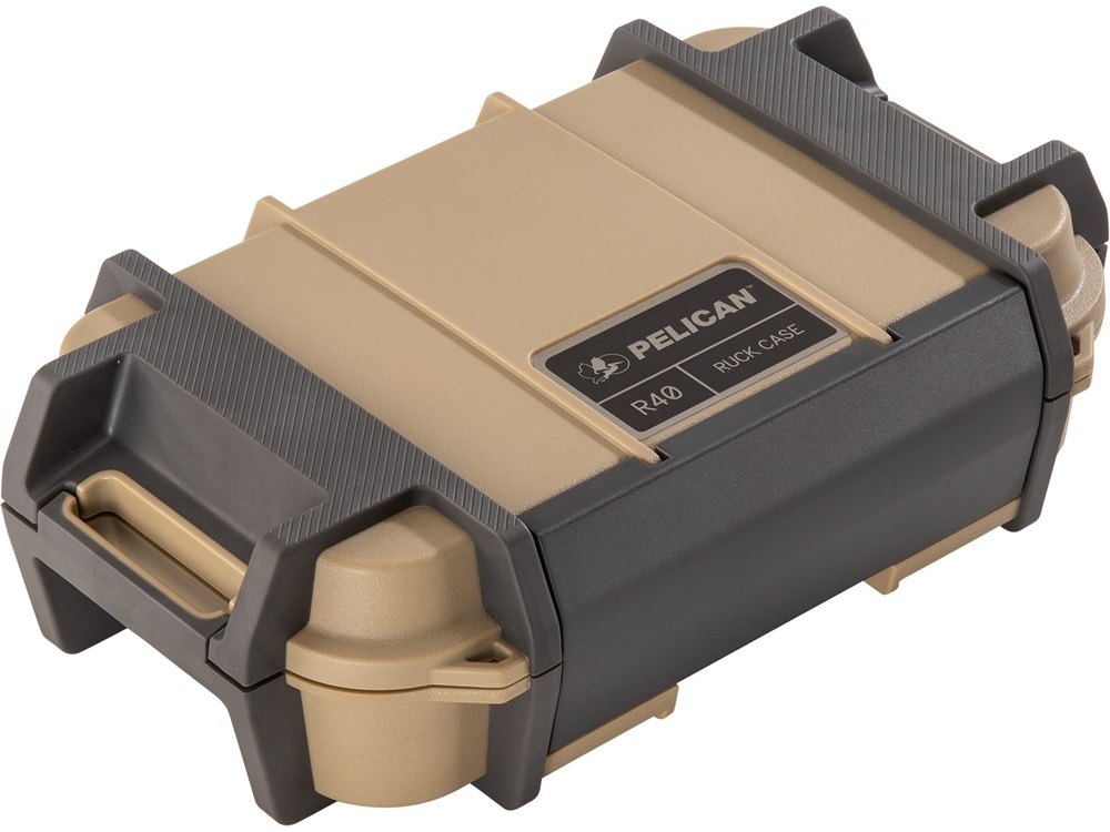 Pelican R40 Personal Utility Ruck Case (Tan)
