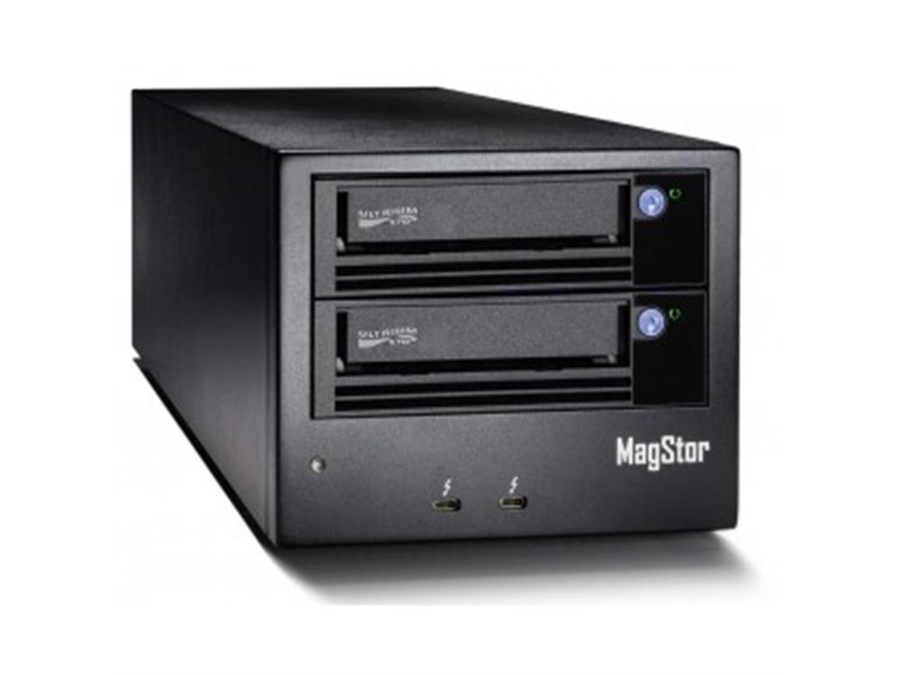 MagStor DUAL LTO7 6TB Thunderbolt 3 Tape Drive LTO-7 (Hardware only)