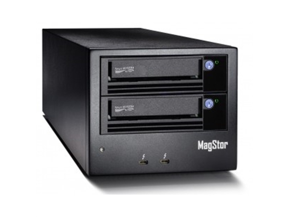 MagStor Migrate Thunderbolt 3 Tape Drive LTO6 + LTO8