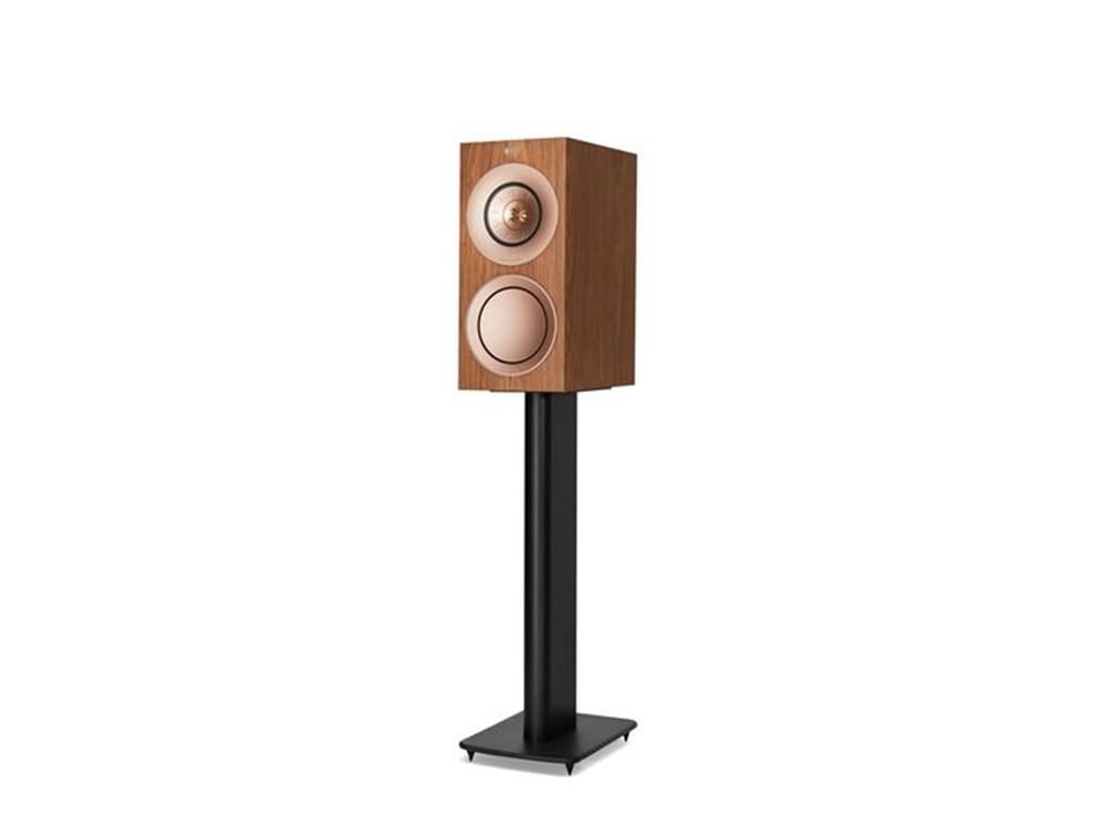 KEF R3 Bookshelf Loudspeakers (Pair, Walnut)
