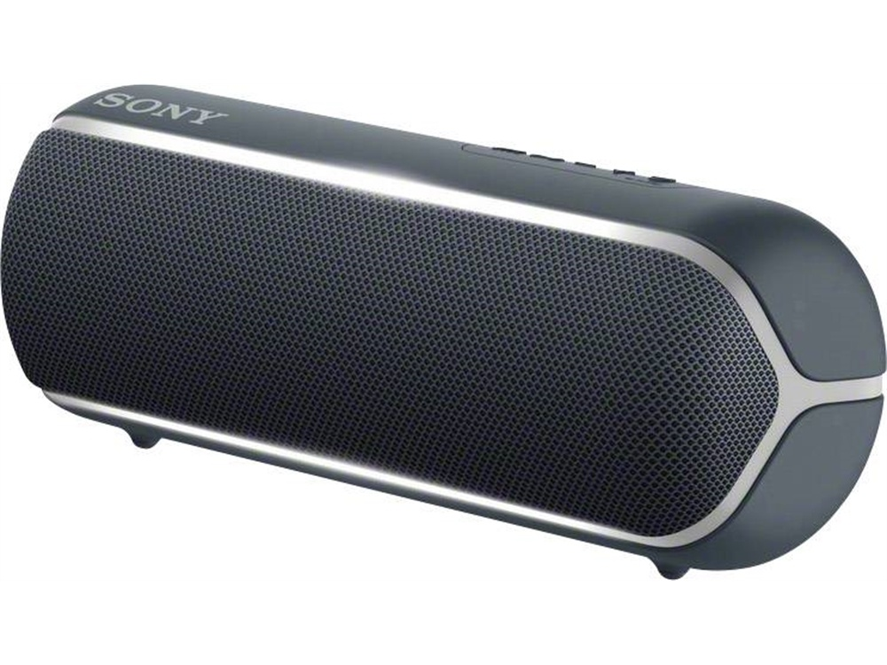 Sony SRS-XB22 Extra Bass Portable Bluetooth Speaker (Black)