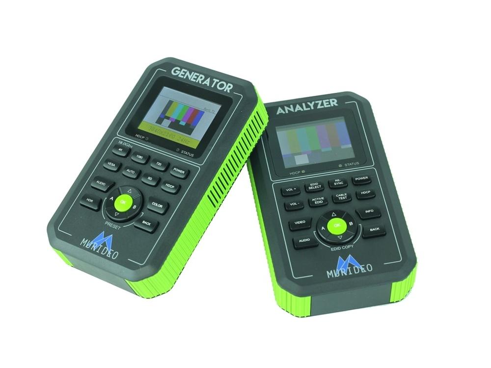 AVPro Edge Fox & Hound Test Kit