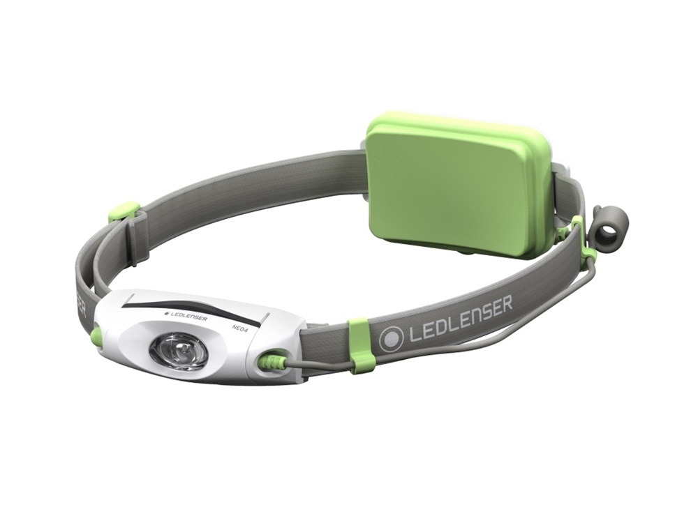 Ledlenser NEO4 Headlamp (Green)