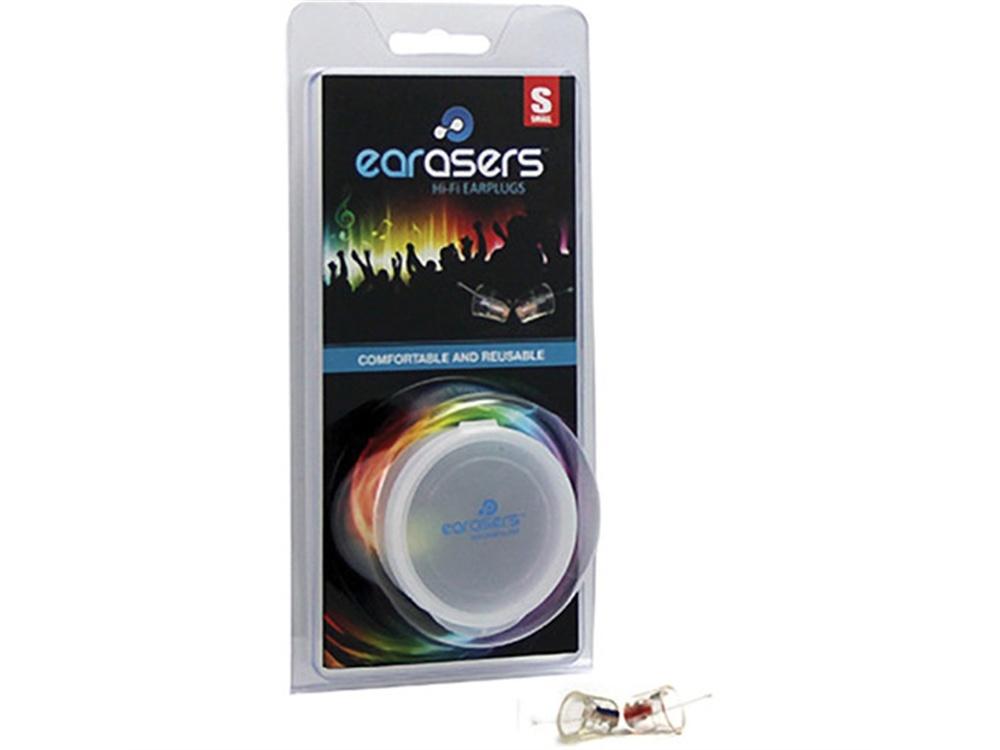 EARasers Musician's HiFi Earplugs (Small)