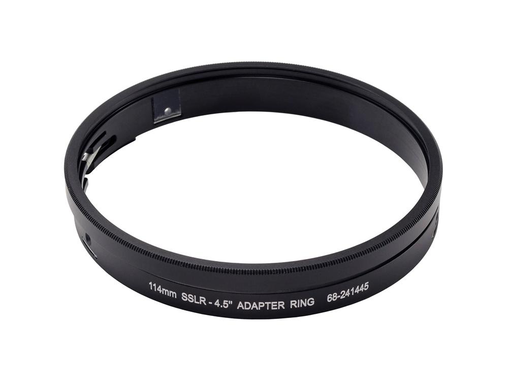 """Schneider 114mm SSLR to 4.5"""" Adapter Ring"""