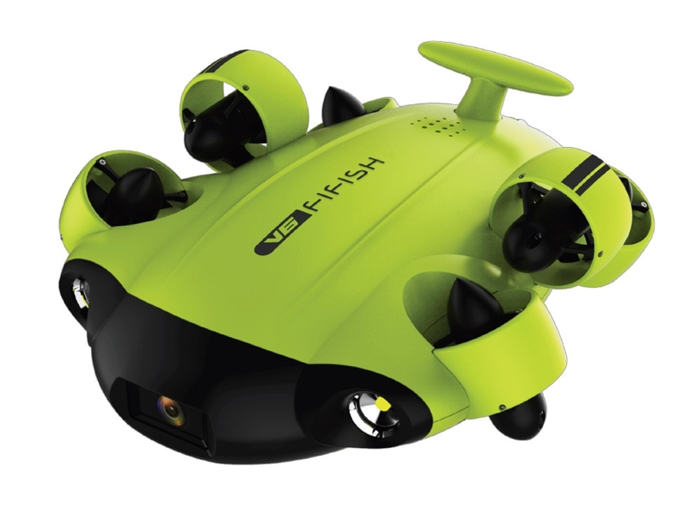 QYSEA Fifish V6 Professional Underwater Drone Kit (100m)