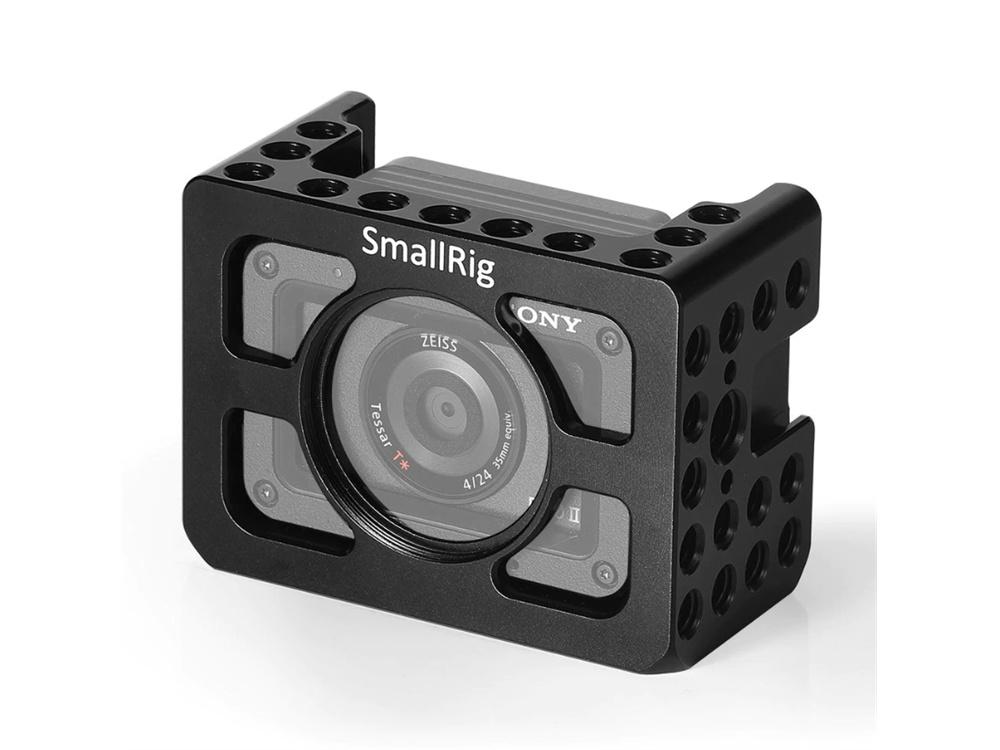 SmallRig CVS2344 Cage for Sony RX0 II Camera