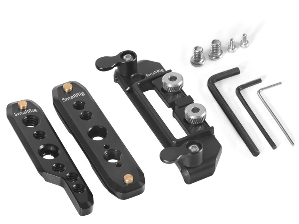 SmallRig CMA2338 Mounting Plates and HDMI Cable Clamp for Atomos Ninja V