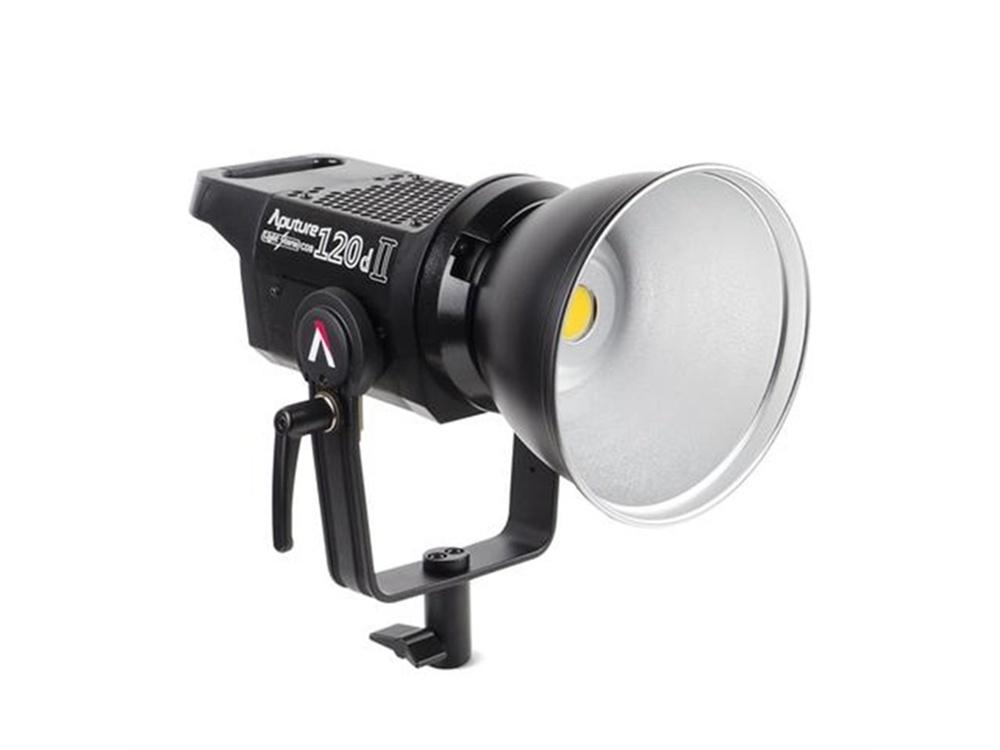 Aputure Light Storm LS C120d II LED Light (Gold-Mount)