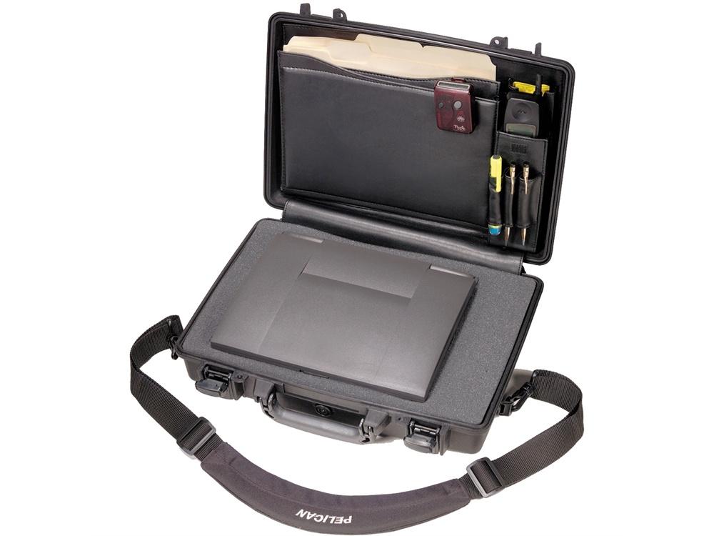 Pelican 1490CC2 Laptop Case (Black)