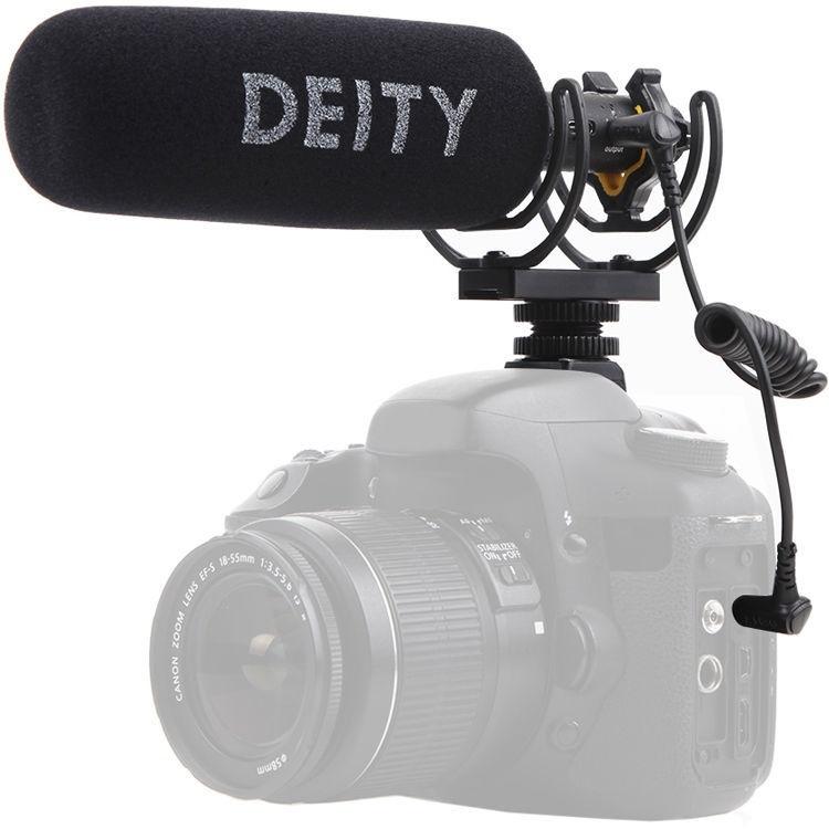 Deity V-Mic D3 Video Microphone