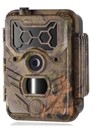 WildGuarder Watcher1 Trail Camera (Camo Yellow)