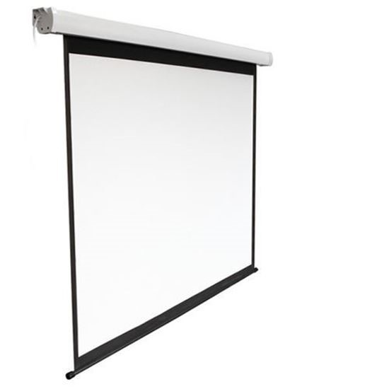 "Brateck 135"" Projector Screen with Remote"