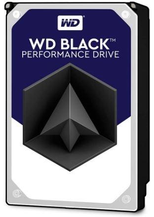 """Western Digital Black SATA 3.5"""" 7200RPM 64MB 1TB Hard Drive"""