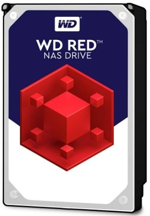 "Western Digital 3TB Red SATA 3.5"" NAS Hard Drive"