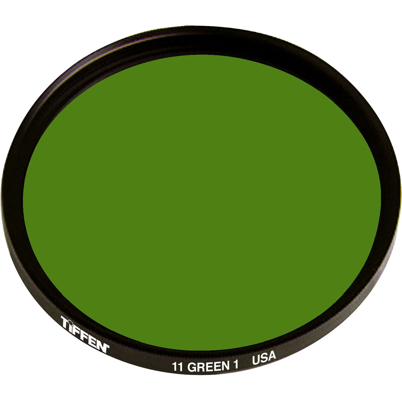 Tiffen 11 Green (1) Filter (55mm)