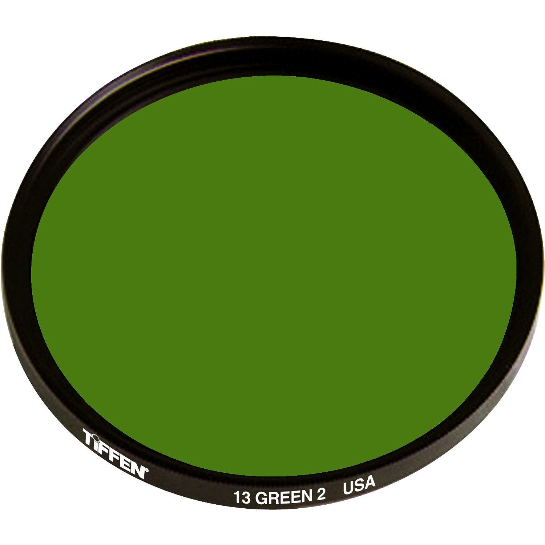 Tiffen 58mm 13 (2) Green Filter