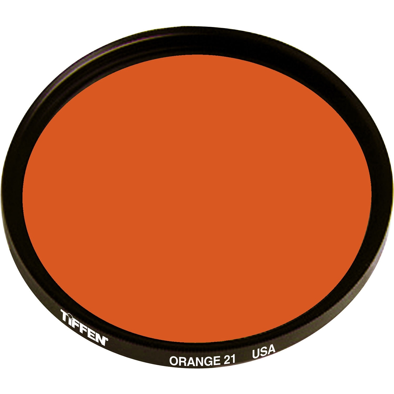 Tiffen 21 Orange Filter (72mm)