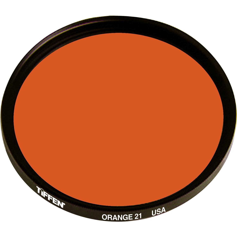Tiffen 21 Orange Filter (82mm)