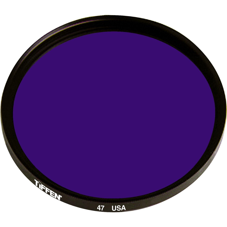 Tiffen 47 Blue Filter (58mm)