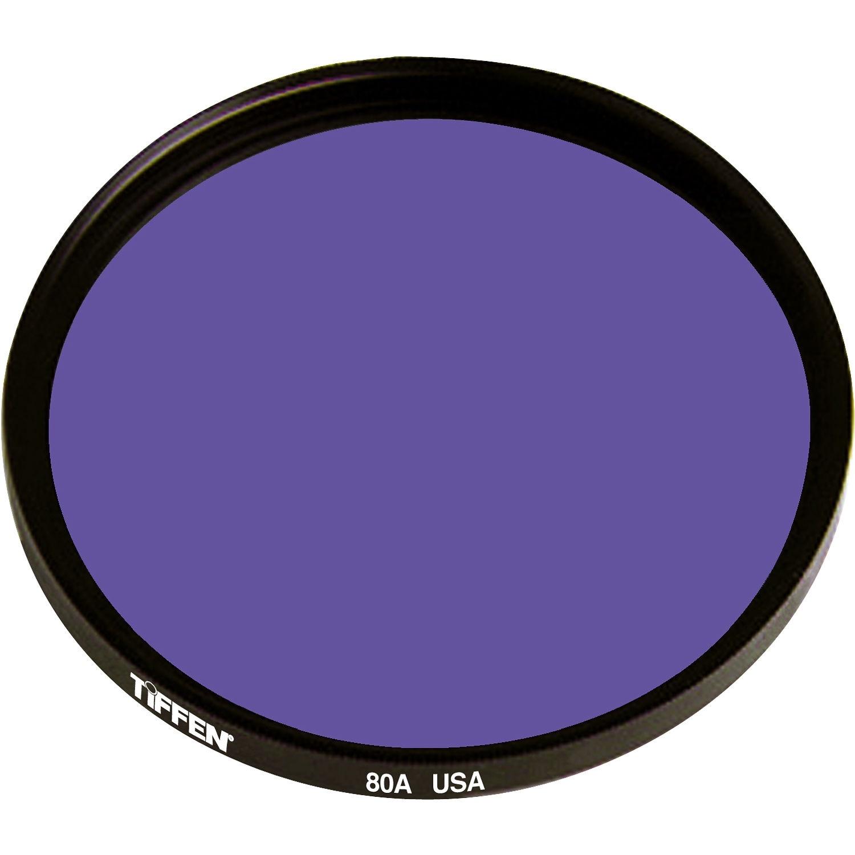 Tiffen 46mm 80A Color Conversion Filter