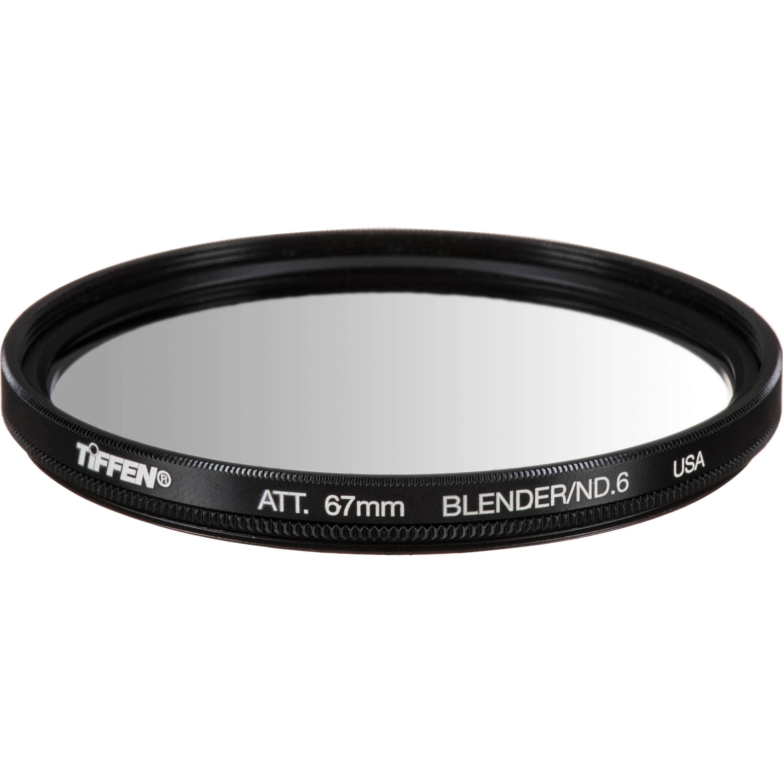 Tiffen 67mm Graduated Neutral Density Attenuator/Blender 0.6 Filter (2-Stop)