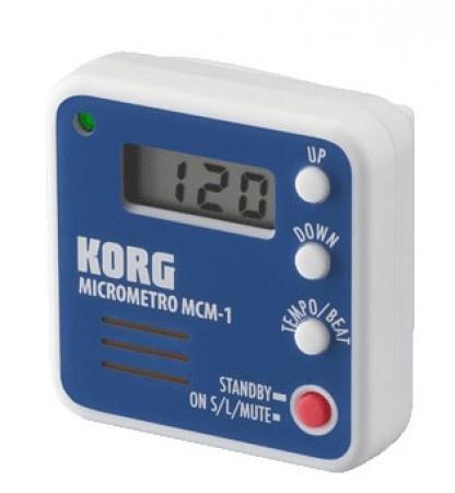 Korg MCM1 Micro Metronome (Blue)