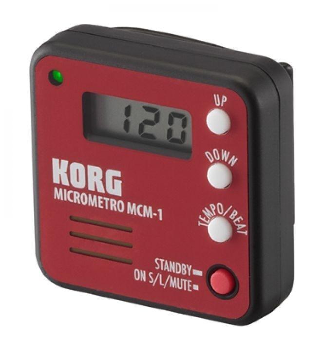 Korg MCM1 Micro Metronome (Red)