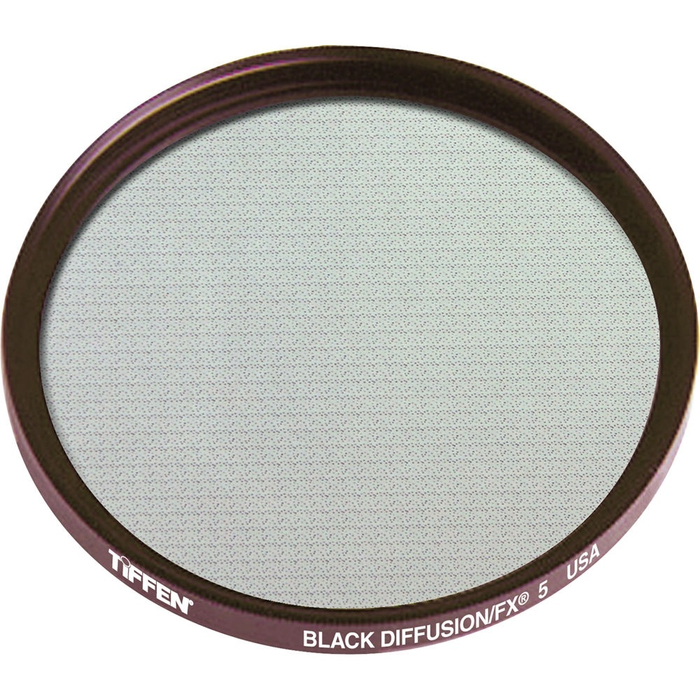 Tiffen 52mm Black Diffusion/FX 5 Filter