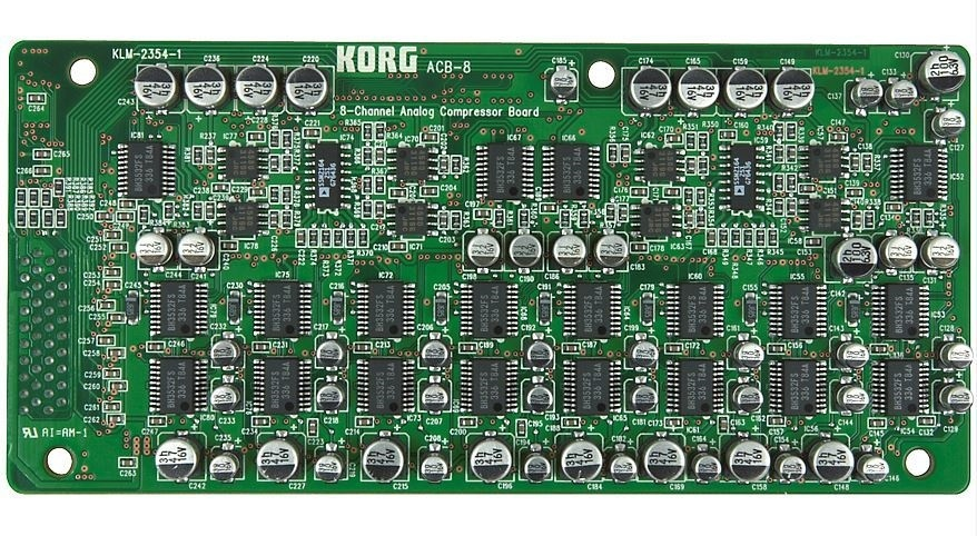Korg ACB-8 Analogue Compressor Option Board