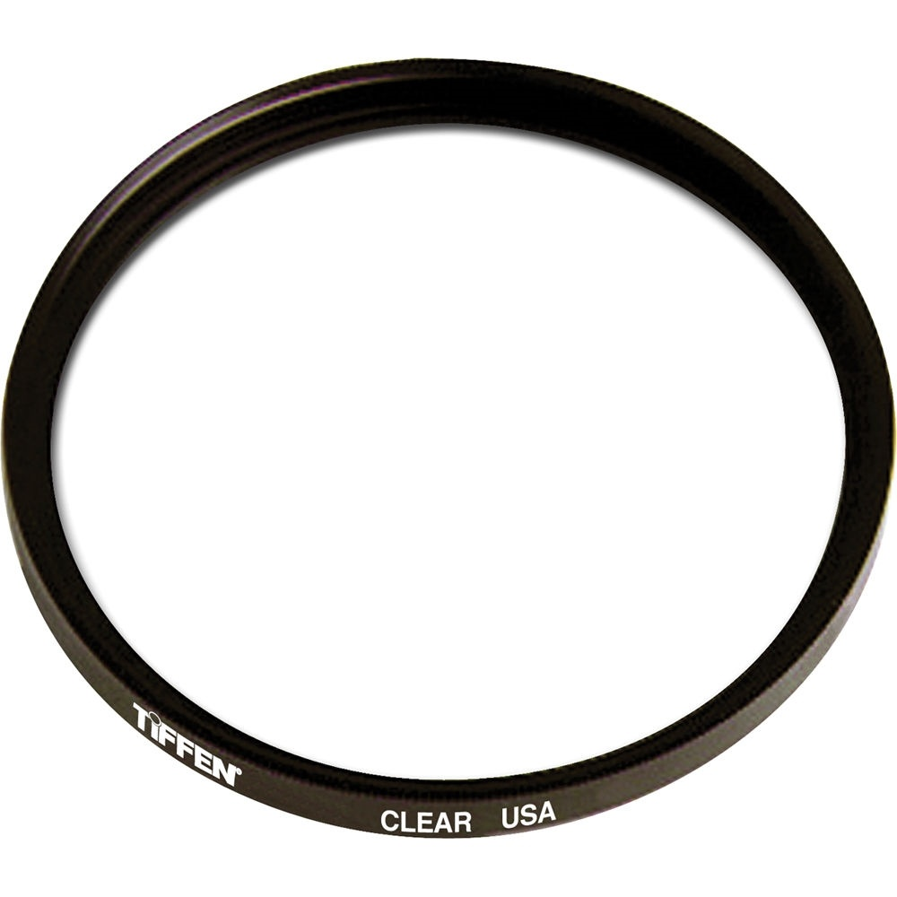 "Tiffen 4.5"" Clear Uncoated Filter"