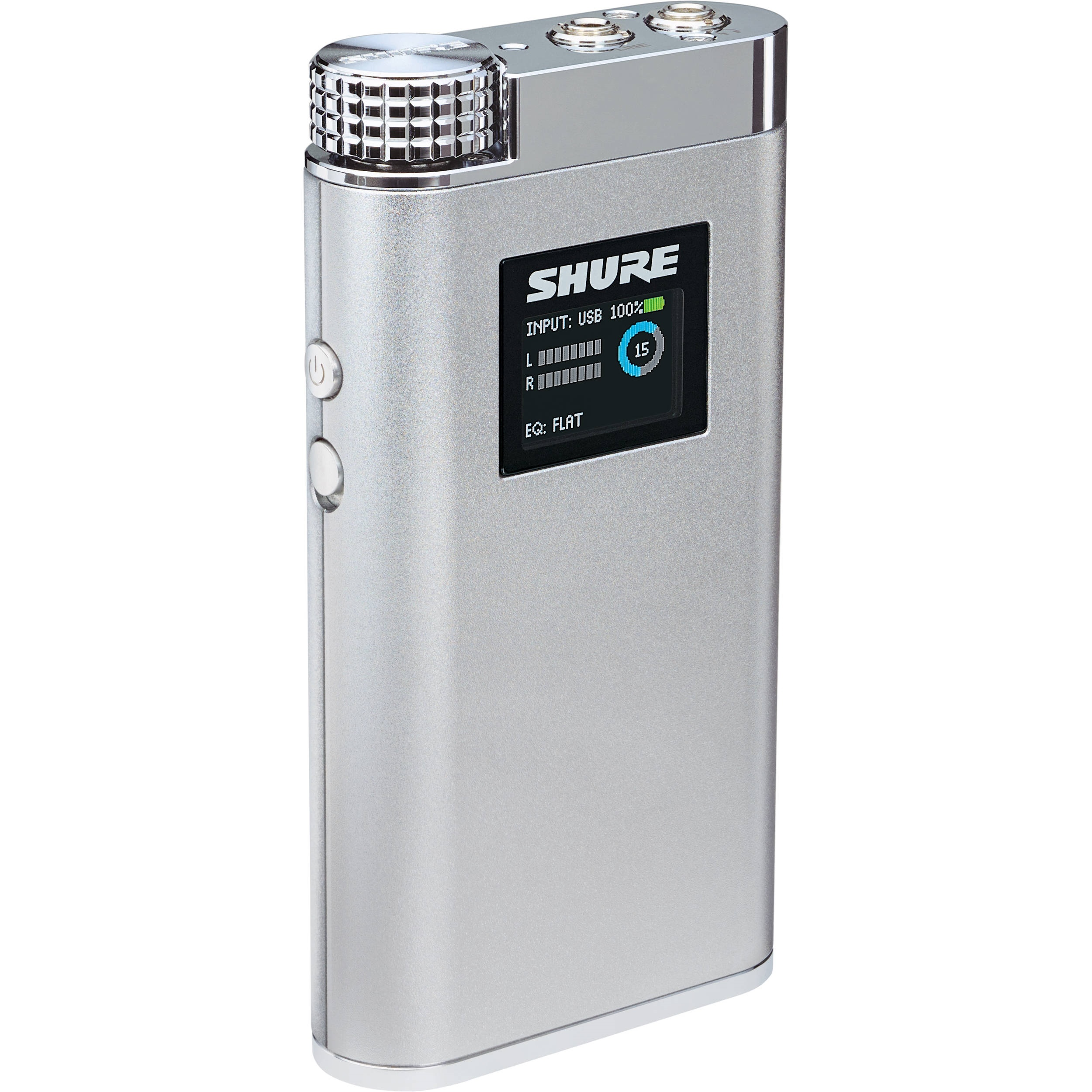 Shure SHA900 - Portable Listening Amplifier