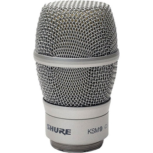 Shure RPW180 Condenser Replacement Element for Shure KSM9 Microphone Transmitters (Champagne)