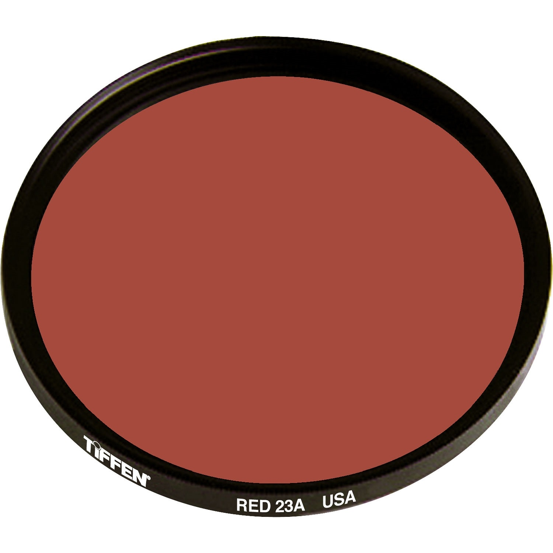 Tiffen 62mm Red 23A Filter