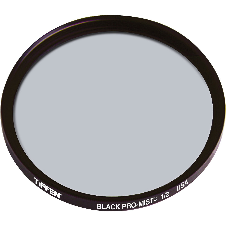 Tiffen 95mm Coarse Thread Black Pro-Mist 1/2 Filter