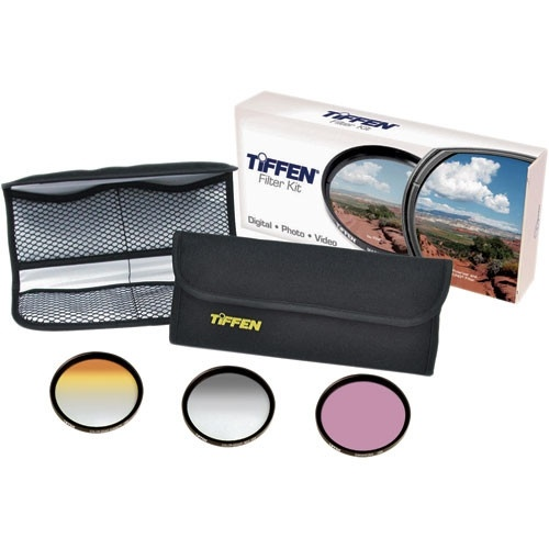 Tiffen 58mm Scenic Enhancement Kit 3