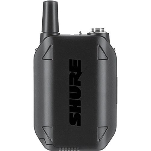 Shure GLXD1 Digital Wireless Bodypack Transmitter (2.4 GHz)