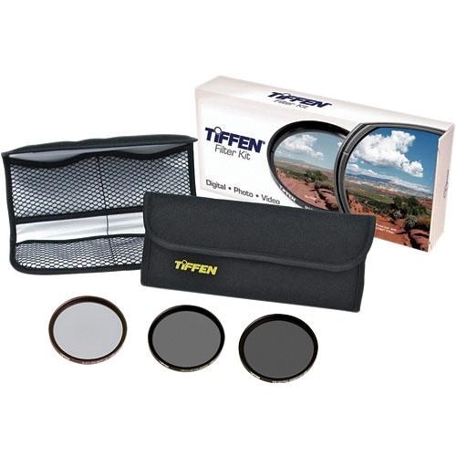 Tiffen 58mm DV Select Filter Kit 3