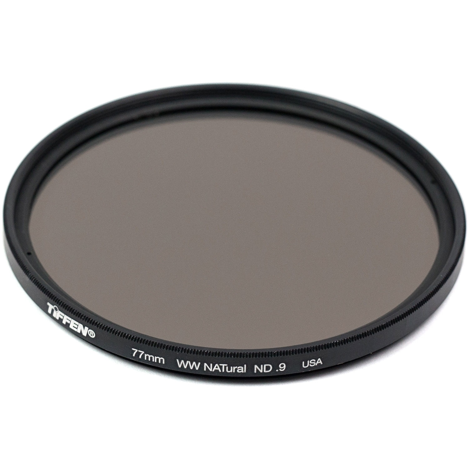 Tiffen 77mm Water White Glass NATural IRND 0.9 Filter (3-Stop)