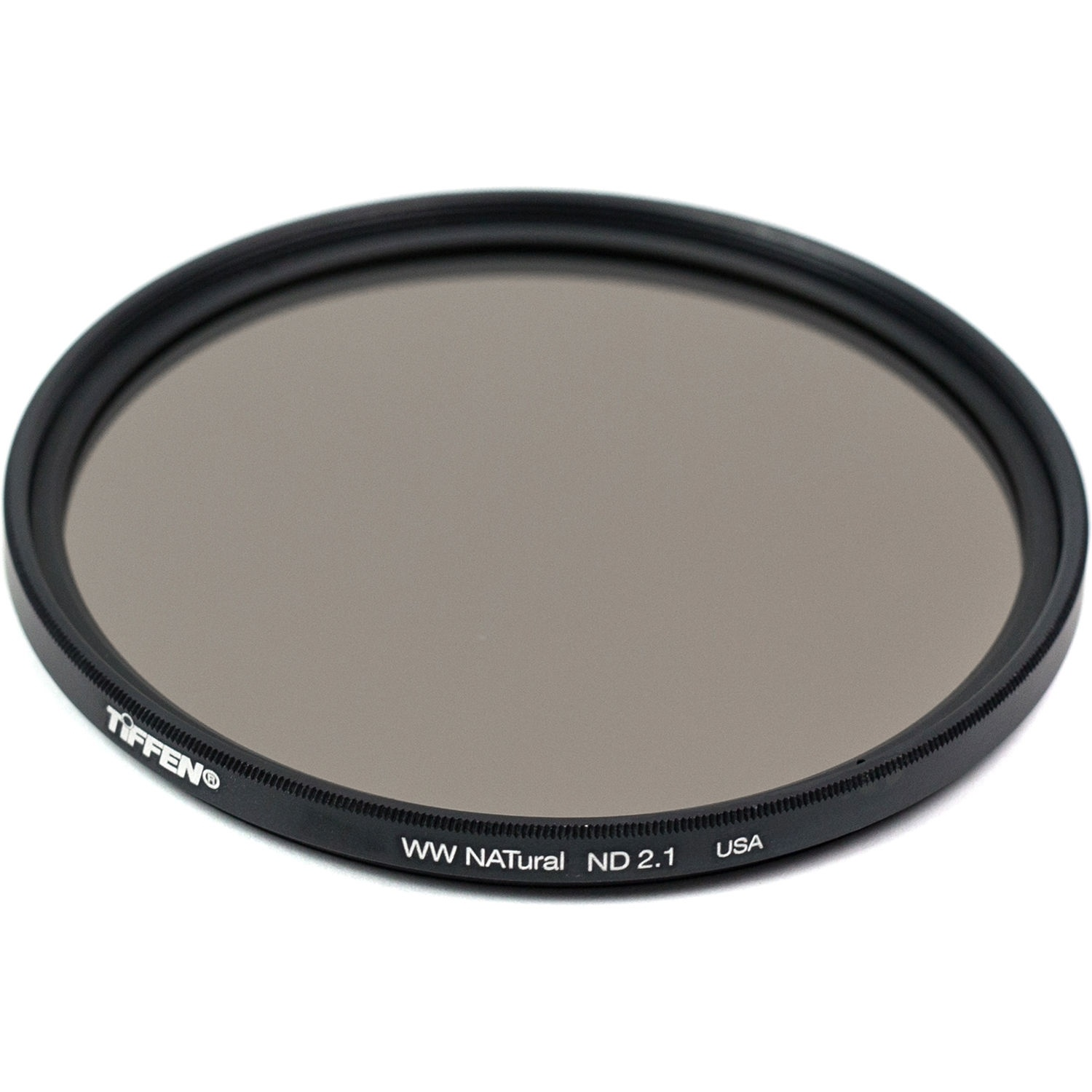 Tiffen 52mm Water White Glass NATural IRND 2.1 Filter (7-Stop)