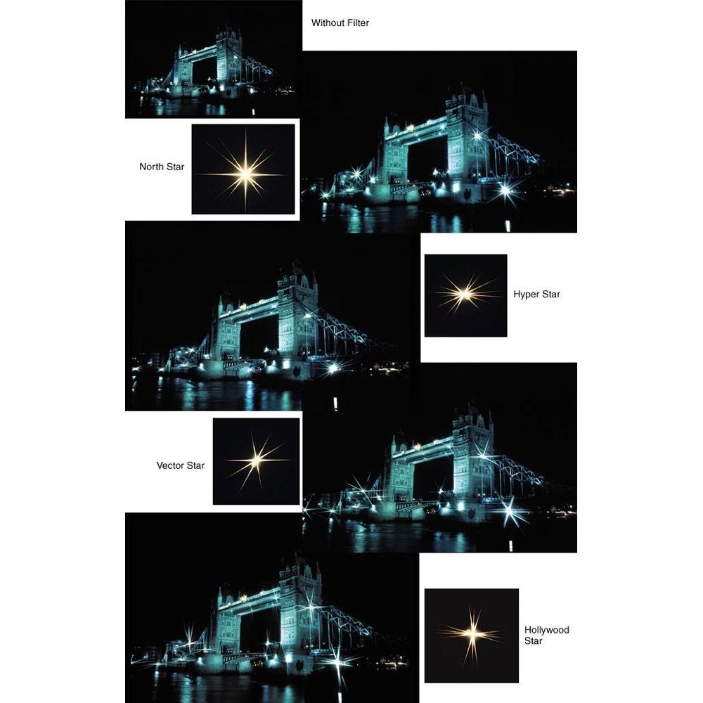 Tiffen 72mm North Star Effect Filter