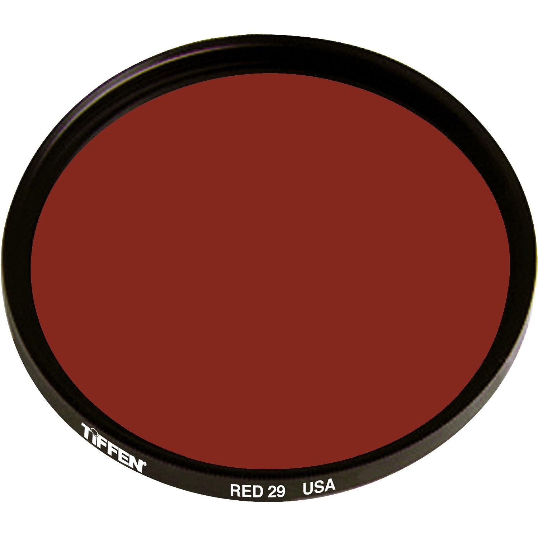 Tiffen 29 Dark Red Filter (62mm)