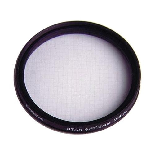 Tiffen 55mm 4pt/2mm Grid Star Effect Filter