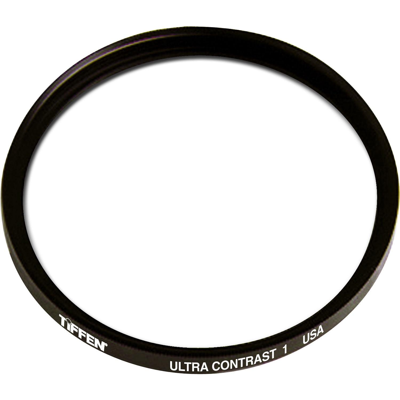 Tiffen 67mm Ultra Contrast 1 Filter